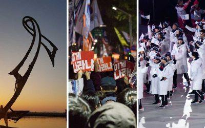 문재인 정부가 잊지 않아야 할 국정 기준선 셋: 세월호, 촛불, 평창