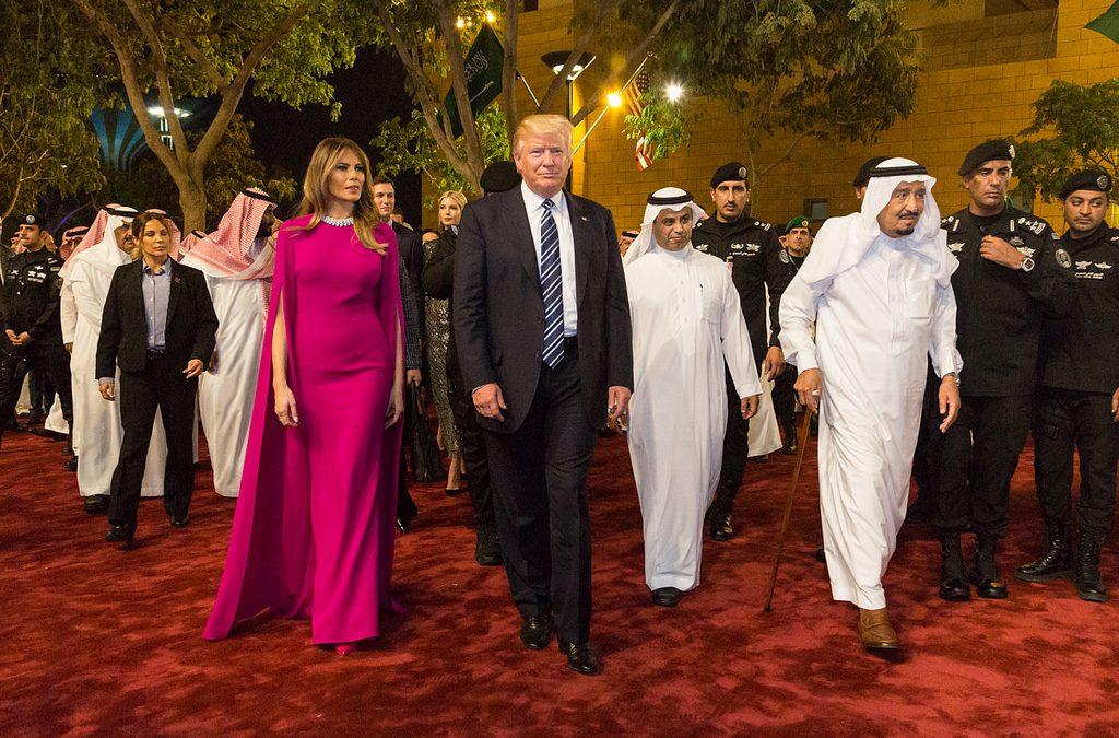 '트럼프판 리얼리즘' 외교, 중동에서 드러난 희망과 근심