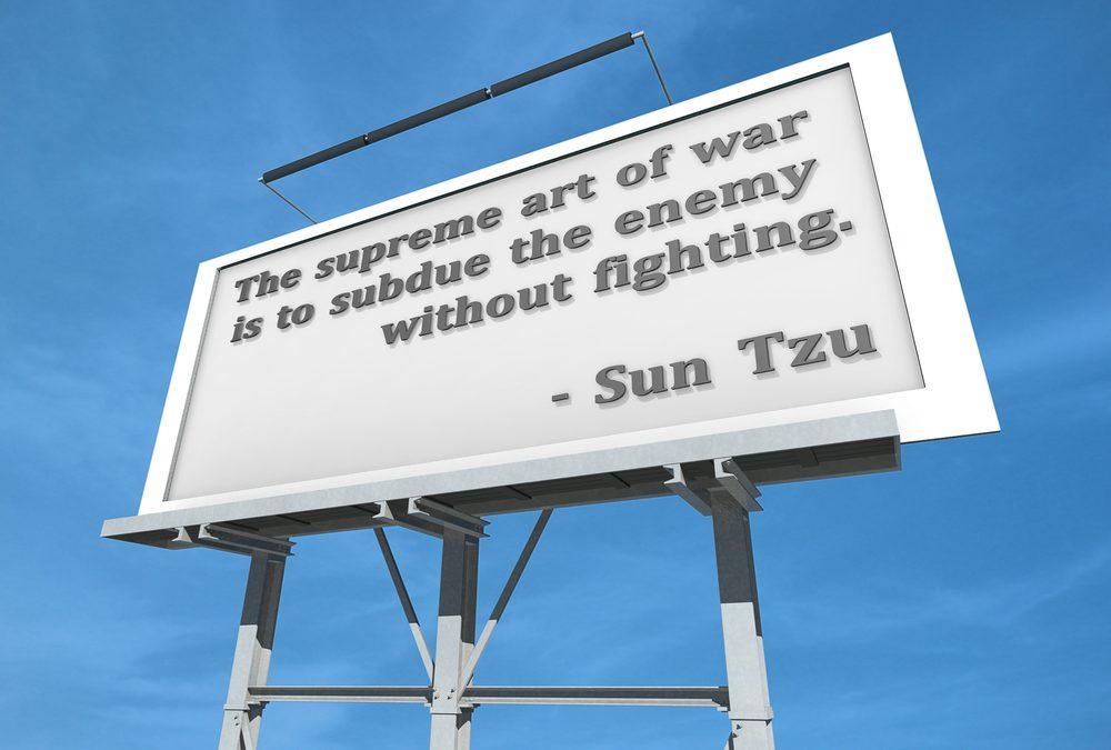 [손자병법으로 보는 현대중국] 싸우지 않고 이기는 것이 가장 좋은 것