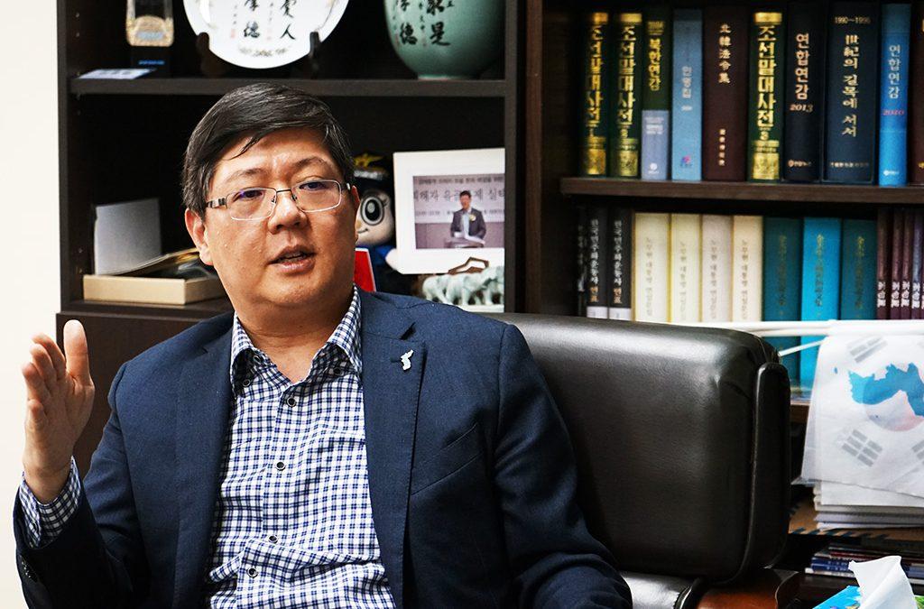 [김홍걸 인터뷰] 북한에 80년대생 해외파 엘리트 수백명 있다