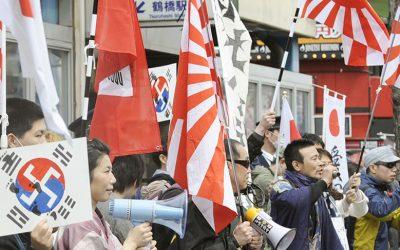 일본에 부는 '新정한론' 바람…코리아 배싱 vs 재팬 패싱