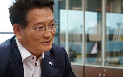 """[송영길 인터뷰] """"김정은 위원장, 유엔 총회 연설을…"""""""