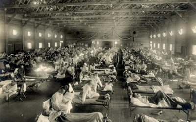 50년 주기 인플루엔자 대유행… 지금이 바로 그 시점