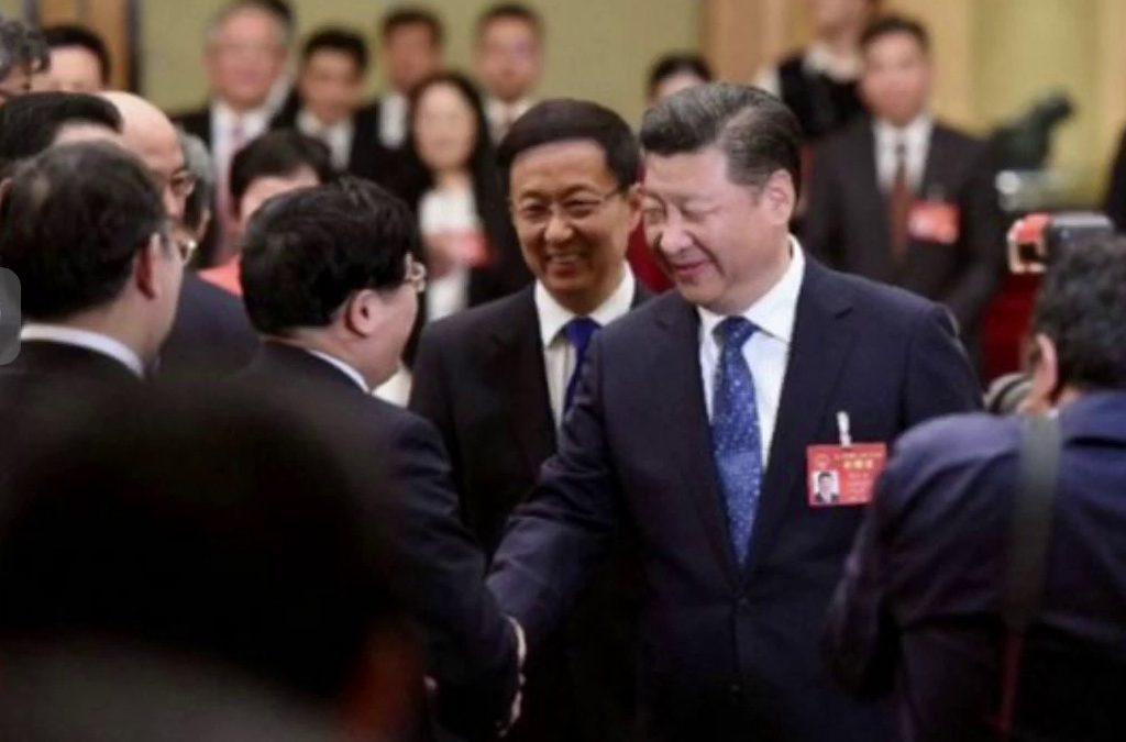 [이양수 칼럼] 시진핑의 두 개 위기와 권력 암투설