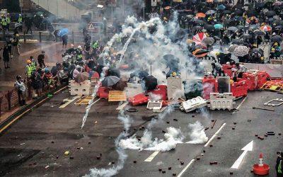 [이양수 칼럼] 홍콩 시위, 중국 체제의 민낯을 드러내다
